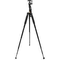 InLine 48015P InLine® PREMIUM Stativ für Digital- und Videokameras, Aluminium, Höhe max. 1,55m