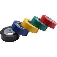 InLine 43039 InLine® Isolierband, 5er Pack, div. Farben, 18mm, 9m