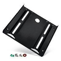 """InLine 39950S InLine® HDD/SSD Einbaurahmen, 2,5"""" auf 3,5"""", mit Einbauschrauben, schwarz"""