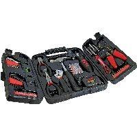 InLine 43017A InLine® Heimwerker Werkzeug-Set, 129-teilig