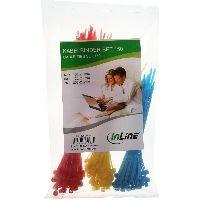 InLine 59978E InLine® Kabelbinder-Set, 150 Stück