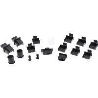 InLine 59941K InLine® Staubschutz-Set, für PC-Schnittstellen, 17-teilig