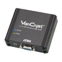 Aten VC180 VGA zu HDMI Konverter, Aten VC180, bis 1080p, mit Audio