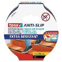 tesa 55587-00002-11 tesa Anti-Rutschband, schwarz, 5m x 25mm