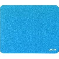 InLine 55457B InLine® Maus-Pad antimikrobiell, ultradünn, blau, 220x180x0,4mm