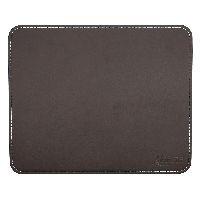 InLine 55459B InLine® Maus-Pad Premium Kunstleder braun, 220x180x3mm