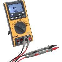 InLine 43116 InLine® Multimeter 5-in-1, mit Temperatur-, Luftfeuchte-, Helligkeits- und Lautstärkeme