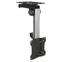 """InLine 23163A InLine® Unterschrank-Halterung, für Monitore bis 68cm (27""""), bis 20kg"""