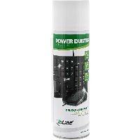 """InLine 43218A InLine® Power Duster, """"extra starker"""" Druckgas-Reiniger Spraydose 400ml"""