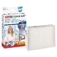 tesa 50380 tesa Clean Air Feinstaubfilter für Laserdrucker, Größe L