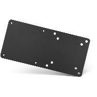 InLine 23176A InLine® Halterung für Intel NUC-PC an VESA 75/100 Halter
