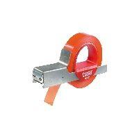tesa 06032-00000-00 tesa Handabroller für Strapping- und Filamentklebebänder, silber