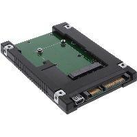 """InLine 76620B InLine® Laufwerksadapter 2,5"""", SATA auf mSATA SSD"""