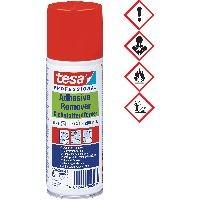 tesa 60042-00000-01 tesa Klebstoffentfernerspray, 200ml, zur einfachen Entfernung von Klebstoffrücks