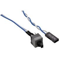 InLine 26648A InLine® Strom Reset-Taster, mit Kabel, 0,3m