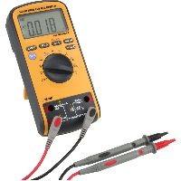InLine 43114 InLine® Multimeter mit PC-Anbindung über USB