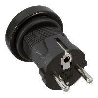 InLine 16703A InLine® Reiseadapter, Australien/Argentinien Buchse auf Schutzkontakt Stecker