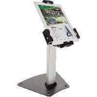 """InLine 23166C InLine® Tablet-Thekenhalterung zur Präsentation, abschließbar, universell für 7,9""""-10,"""