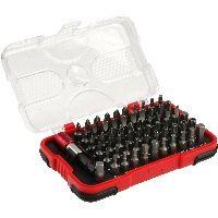 InLine 43035H InLine® Multi Bitbox 62-teilig, mit Schnellverschluss Bithalter