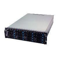 "Fantec 1781 FANTEC SRC-3168X07, 3HE, 19"" Storagegehäuse ohne Netzteil, 688mm tief"