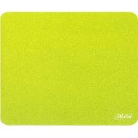 InLine 55457G InLine® Maus-Pad antimikrobiell, ultradünn, grün (Tendenz gelb), 220x180x0,4mm