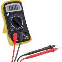 InLine 43117 InLine® Multimeter, mit Temperatursensor